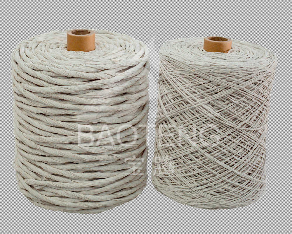 Flame retardant high temperature filled rope - ZR-GPT