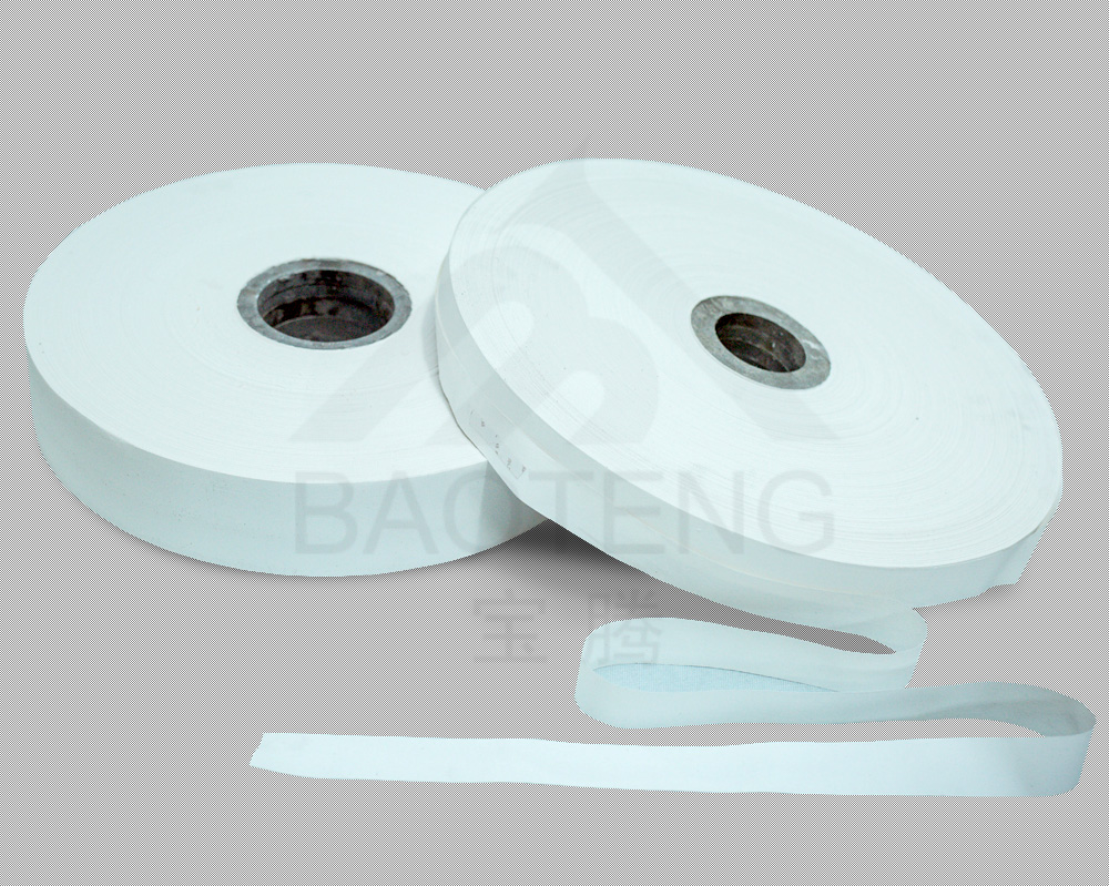 New low smoke zero halogen high flame retardant tape