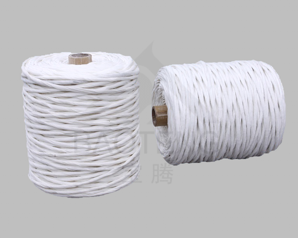 Water blocking cable / semicrystalline water filled rope